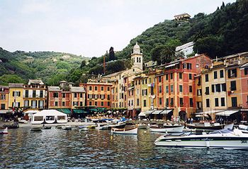 Portofino, the jewel of the Ligurian