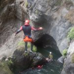 Try some canyoning on Bled before leaving the mountains