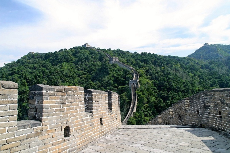 Visit the Great Wall of China Today